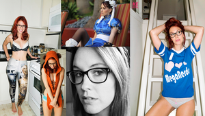 Meg Turney Wallpaper 4 by cRDRHAXXXXcR