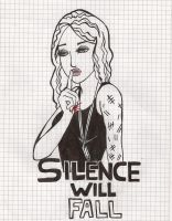Silence Will Fall by MoonStormGirl