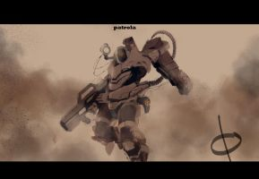 Patrola by abaratoha
