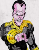 Sinestro by lordtator
