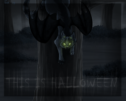 .:The Spook:. Singe's outfit by Finchwing