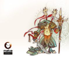 Dragon Warrior by MabaProduct