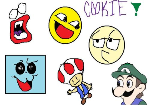 cookie? by rosalina1994