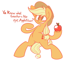 Them apples by Extra-Dan