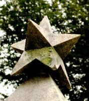 moravian star by tiny-sparrow