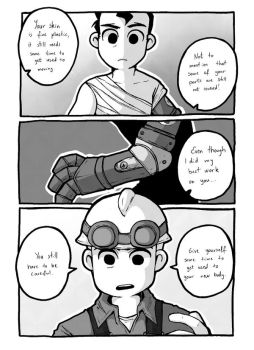 TF2 - Artificial soul page 006 - by BloodyArchimedes