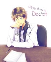 HBD Doctor by Pluvias
