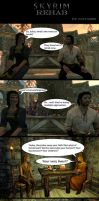 Skyrim Oddities: Rehab by Janus3003