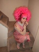 Cotton Candy CurlyCue Costume by msventress