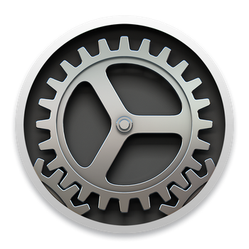 Yosemite System Preferences Icon by Sleveen