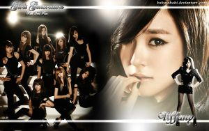 SNSD - Tiffany RDR Wallpaper by bakasakaki