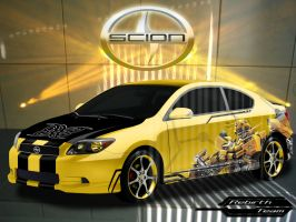 Bumble bee scion -final- by mMiCaLOo