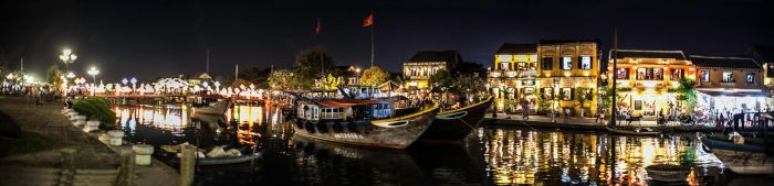 Panorama Hoi An - Earth Hour by Jang090989