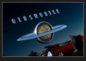 Oldsmobile in the Sky by HogRider