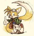 """No.25 Miles """"Tails"""" Prower by NextGrandcross"""