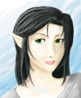 Inheritance Cycle: Arya by Ichira