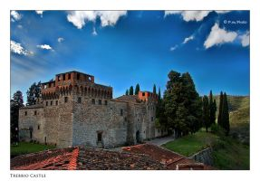 Trebbio Castle by Marcello-Paoli