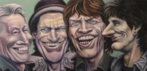 The Stones by Wolverat
