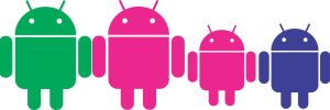 ANDROID ROBOT COREL VETOR by patomite