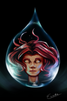 Dream in a Droplet by Esuka