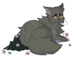 Yellowfang by cakepans
