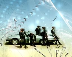 F.T. Island Wallpaper by KirstyR