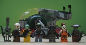Scum and Villainy by franklando