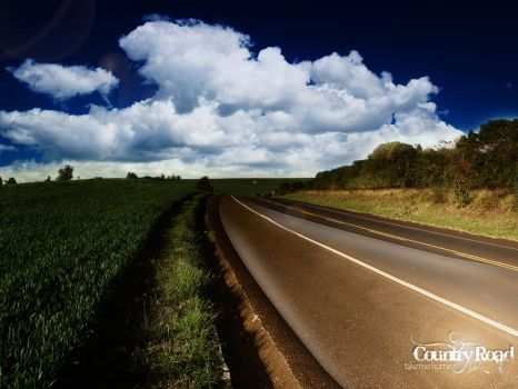 Country Road - Take Me Home by thekellz