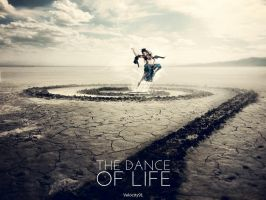The dance of life by AndreaSorrentino