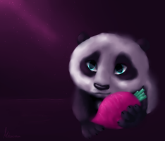 Little Po by Bluefirewings