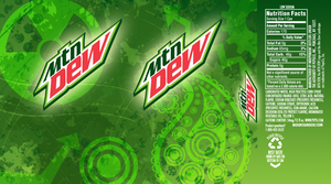 My Mountain Dew Can Design by debh945