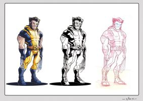 Wolverine-low by SORD21