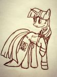 Twilight Sparkle --the Ministry of Arcane Science by LTH935