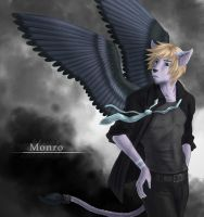 Monro by recycled-batteries