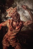 Nurse from Silent Hill by Elena-NeriumOleander