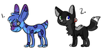 Old characters resale P2    OPEN by KRT-Adopts