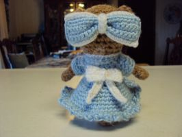 Present to my mom: Bearlice - back by altearithe