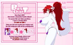 Bust Chart special 2015 by DesingAHV