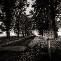 The Road To Trespass by CainPascoe