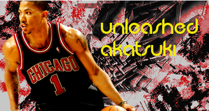 Derrick rose sig by ObedOropeza