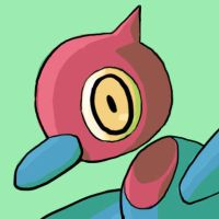 Porygon-Z take 2 by CountDraggula