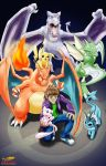 Pokemon Team:  Generation 1 by DR-Studios