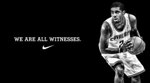 Kyrie Irving - Witness by RGray525
