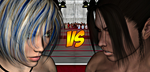 Kacee VS Vanessa 1 by FatalHolds