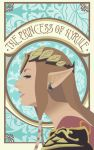 The princess of Hyrule by Katta93