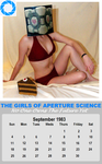 Miss Aperture September 1983 by EmmyLou