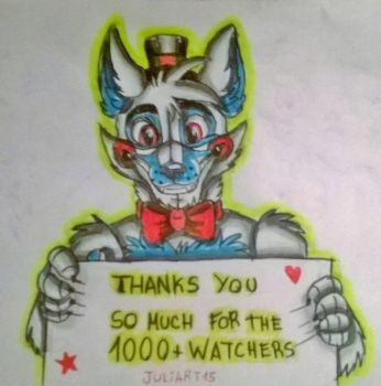 Thanks You!! ^w^ by JuliArt15