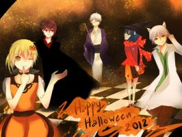 Happy Halloween 2012 by ciceon