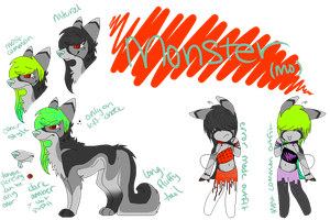 The Monster Inside::.. by depressinq