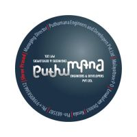 Business Card for Puthumana by orioncreatives